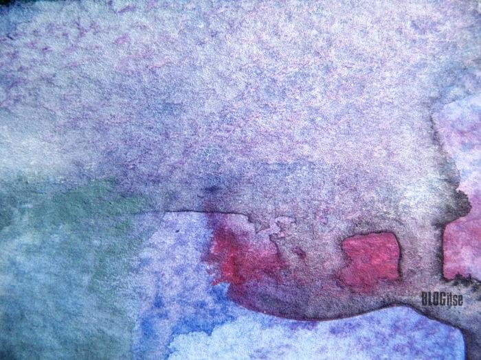 detail, watercolor by BLOGitse