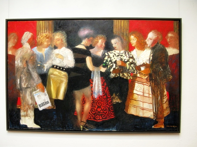 Peter Dahl 'In Fine Company' by BLOGitse