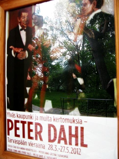 Peter Dahl in Gallen-Kallela museum by BLOGitse