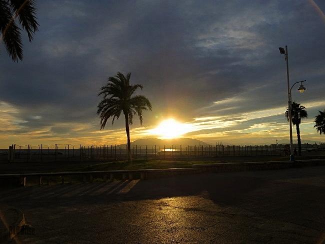 Malaga sunset original by BLOGitse