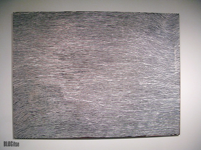 George Tjungurrayi painting by BLOGitse