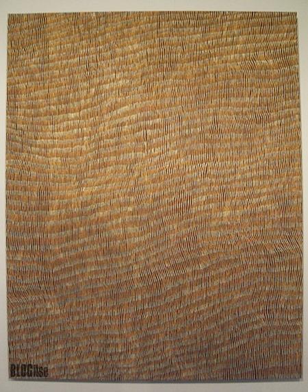 Yukultji Napangati painting by BLOGitse
