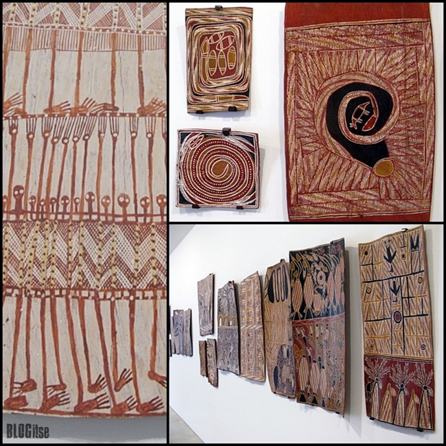 aboriginal art in mca sydney_1 by BLOGitse
