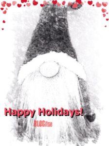 Happy Holidays 2016 by BLOGitse