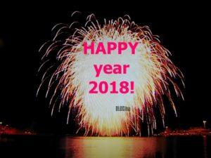 Happy New Year 2018 by BLOGitse
