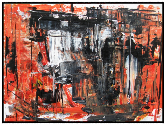 abstract acryl by BLOGitse