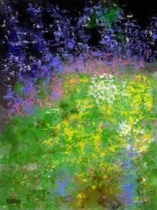 digital summer flowers by BLOGitse