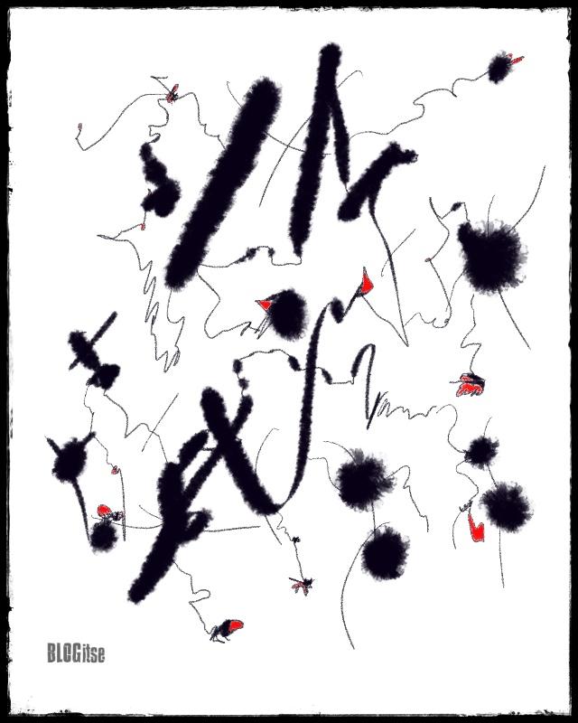 black fun by BLOGitse
