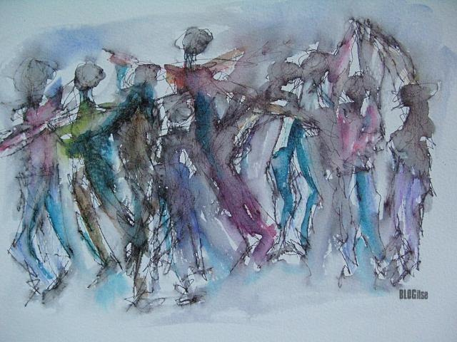 dance by BLOGitse
