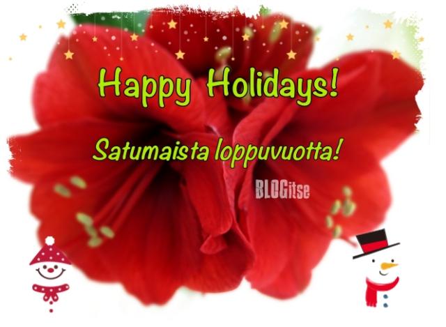 Happy Holidays! by BLOGitse