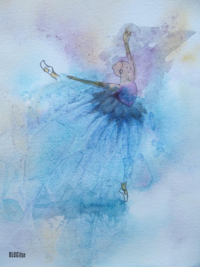 ballet dancer by BLOGitse