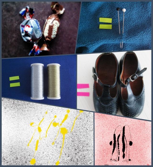 Theme Art Jan 2019 '1+1=2' collage by BLOGitse