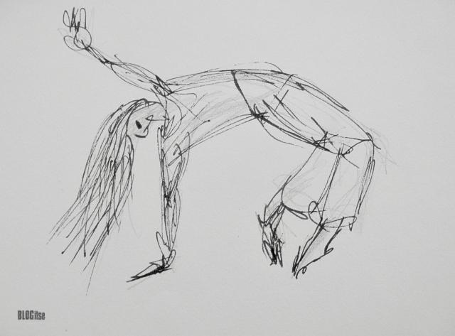 dancer by BLOGitse