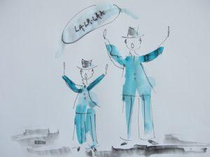 la-la-la by BLOGitse