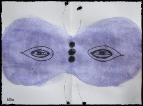naamio mask #5/6 by BLOGitse
