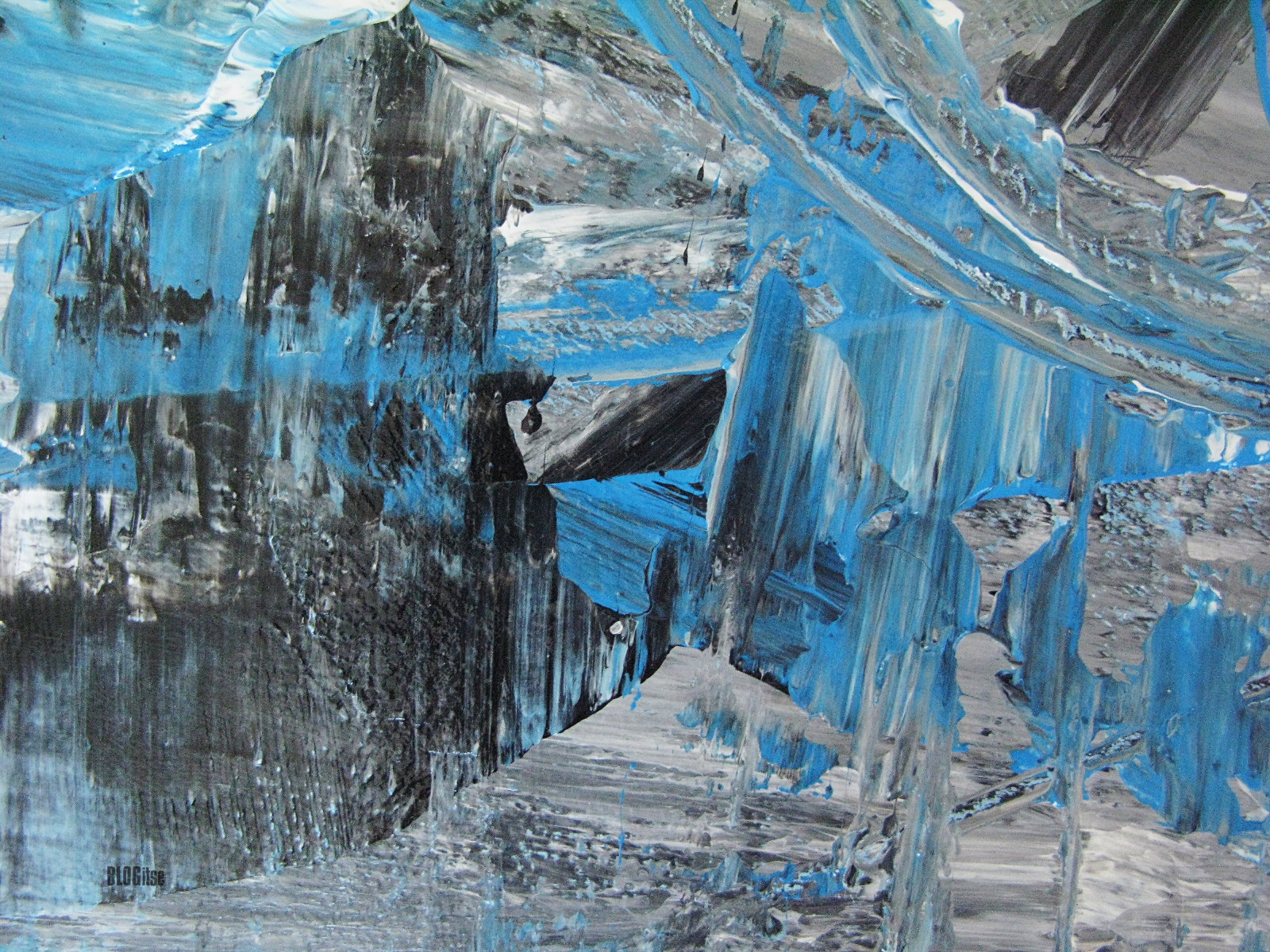 abstract acrylic play detail 2 by BLOGitse