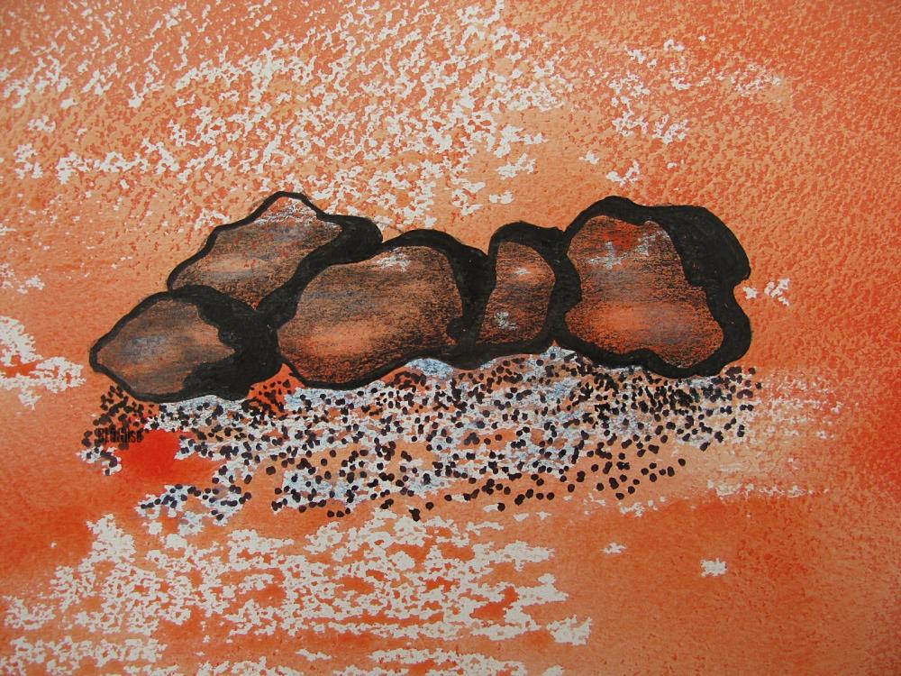 art of stone #3 by BLOGitse