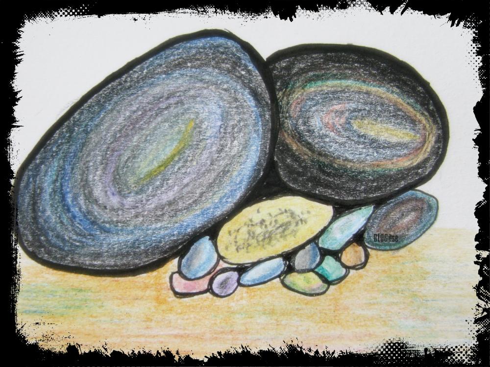 art of stone #4 by BLOGitse