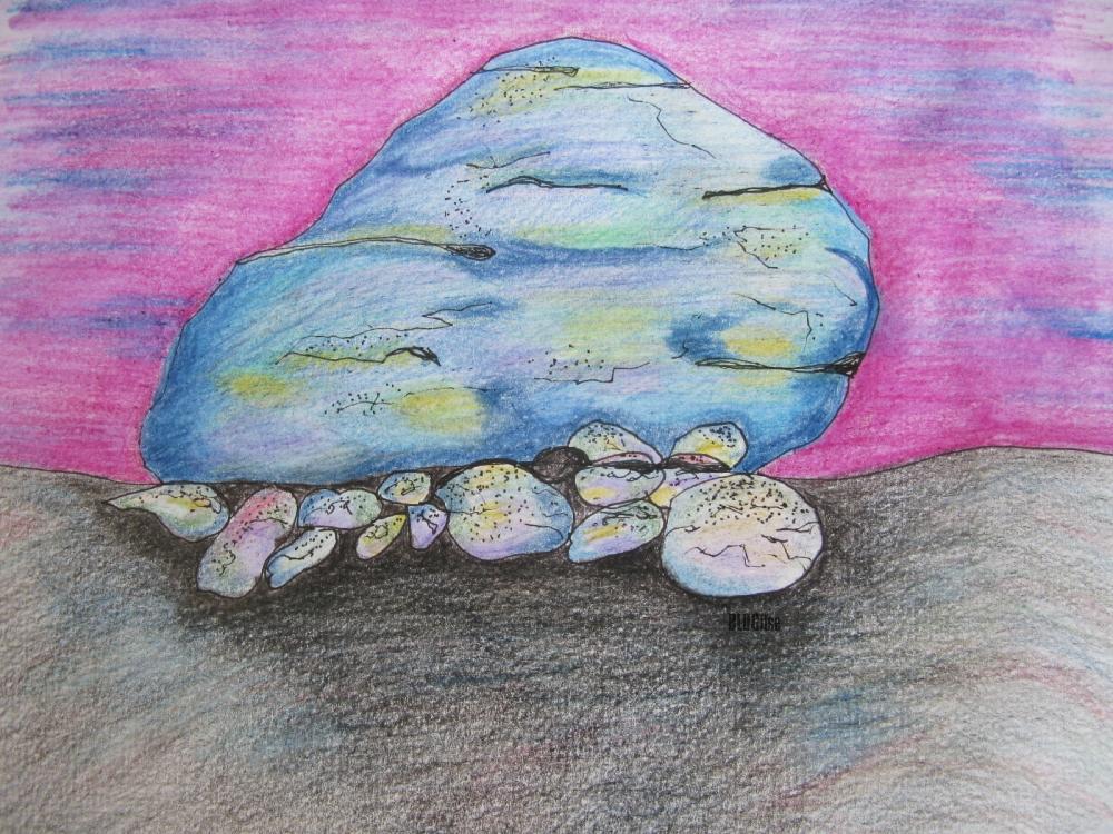 art of stone by BLOGitse