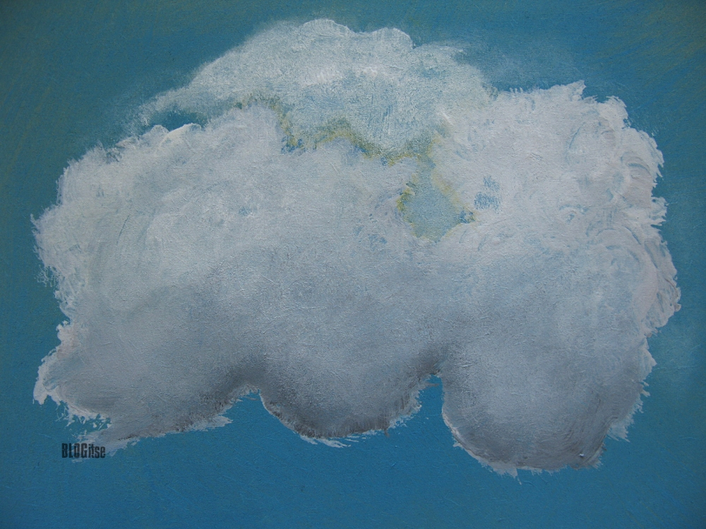 learning cloud painting by BLOGitse