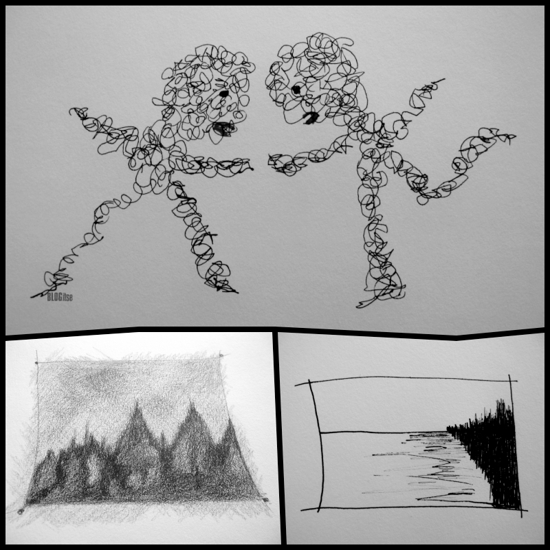 small drawings by BLOGitse