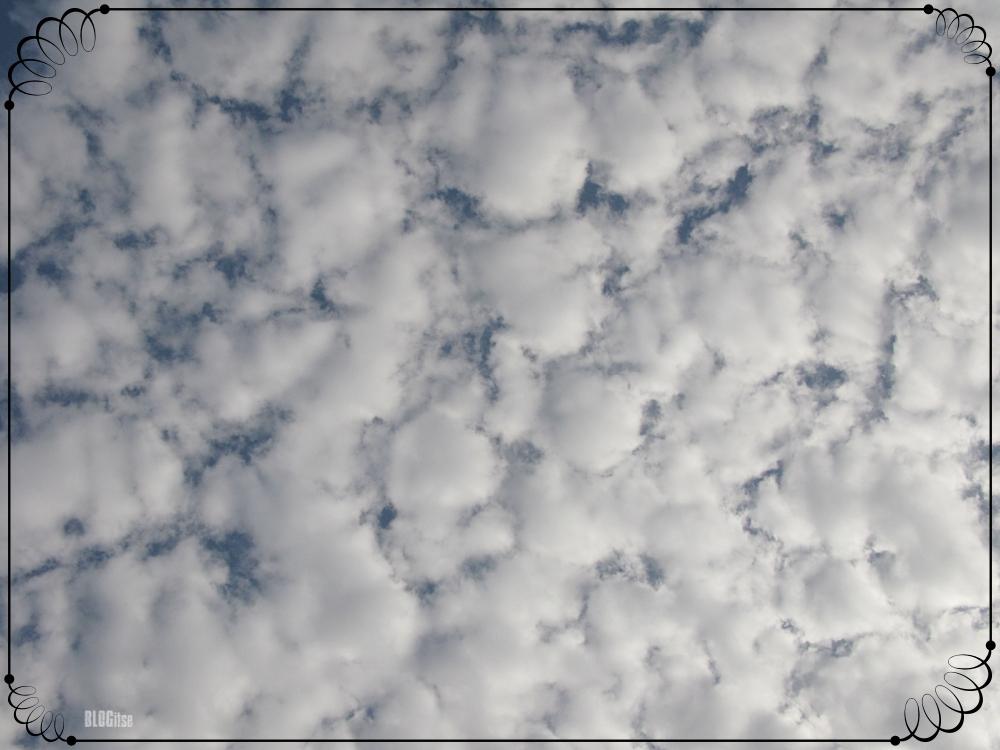 weekend -37 clouds by BLOGitse
