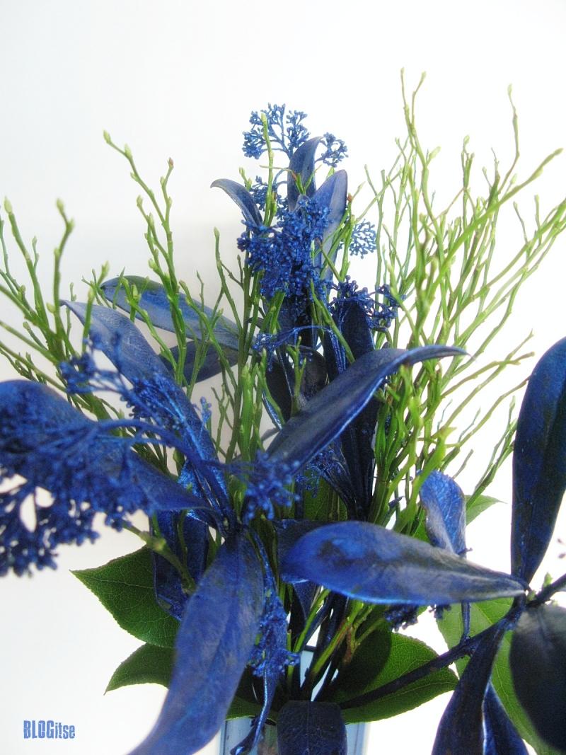 blue flowers by BLOGitse