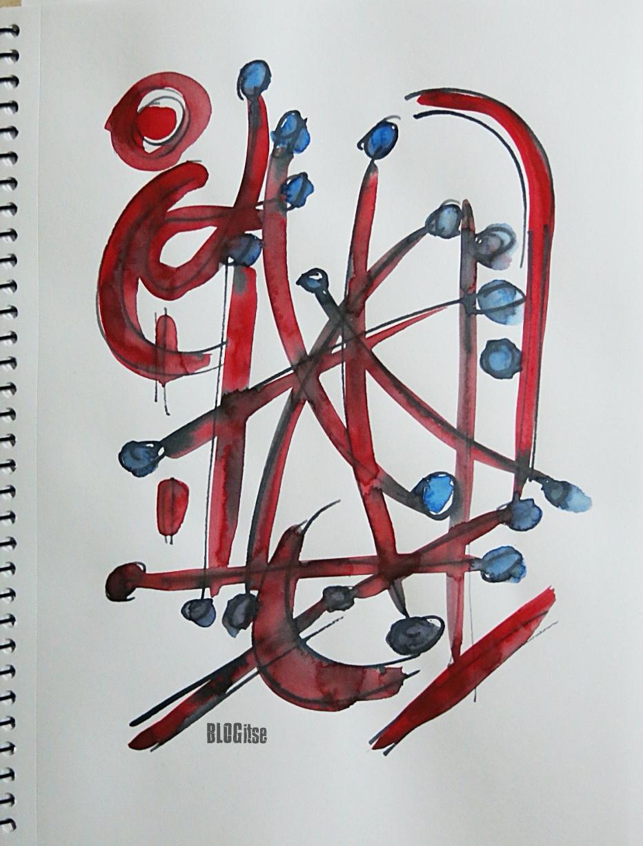 sketchtime #10 by BLOGitse
