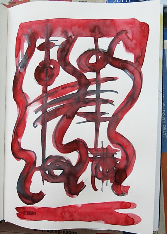 sketchtime #12 by BLOGitse
