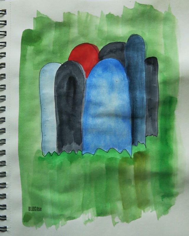 sketchtime #9 by BLOGitse