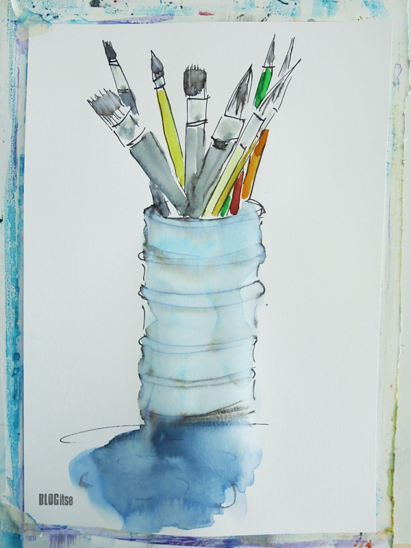 sketchtime #15 by BLOGitse