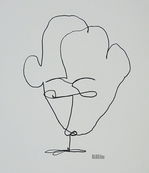 blind contour_1 by BLOGitse
