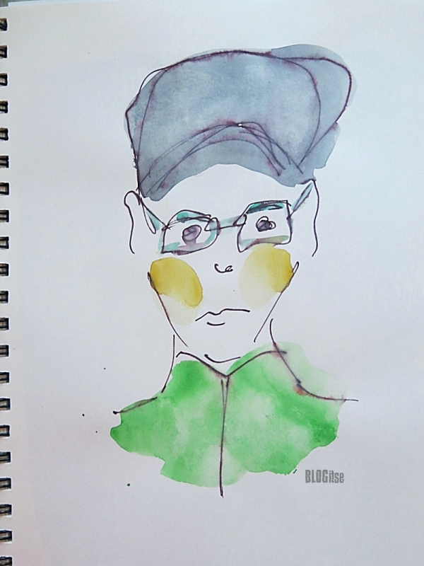 sketchtime #38 by BLOGitse
