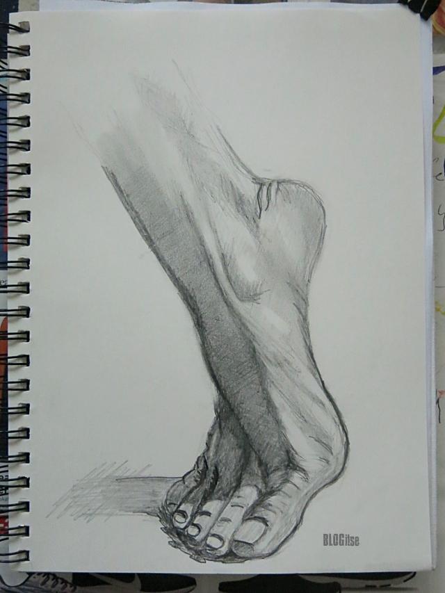 foot_1 by BLOGitse
