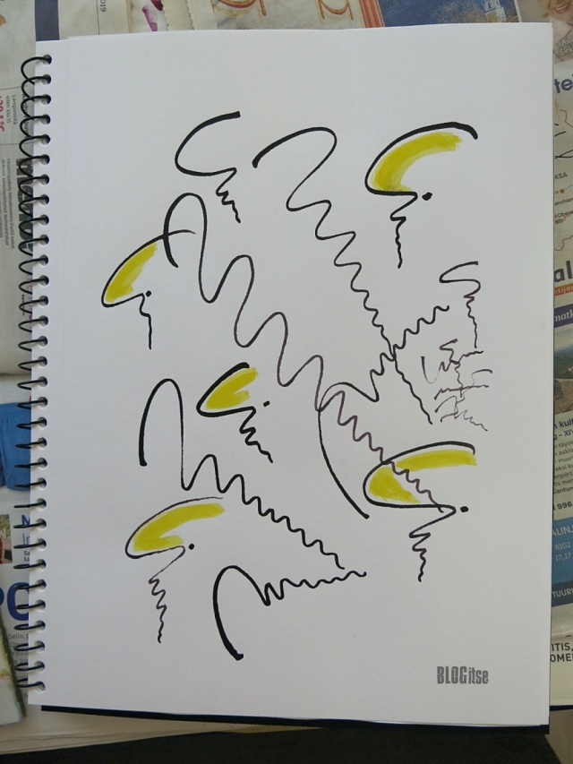 sketchtime #47 by BLOGitse