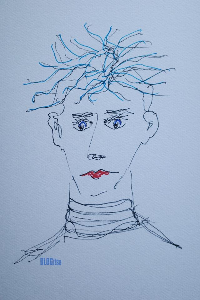 sketchtime #51 by BLOGitse