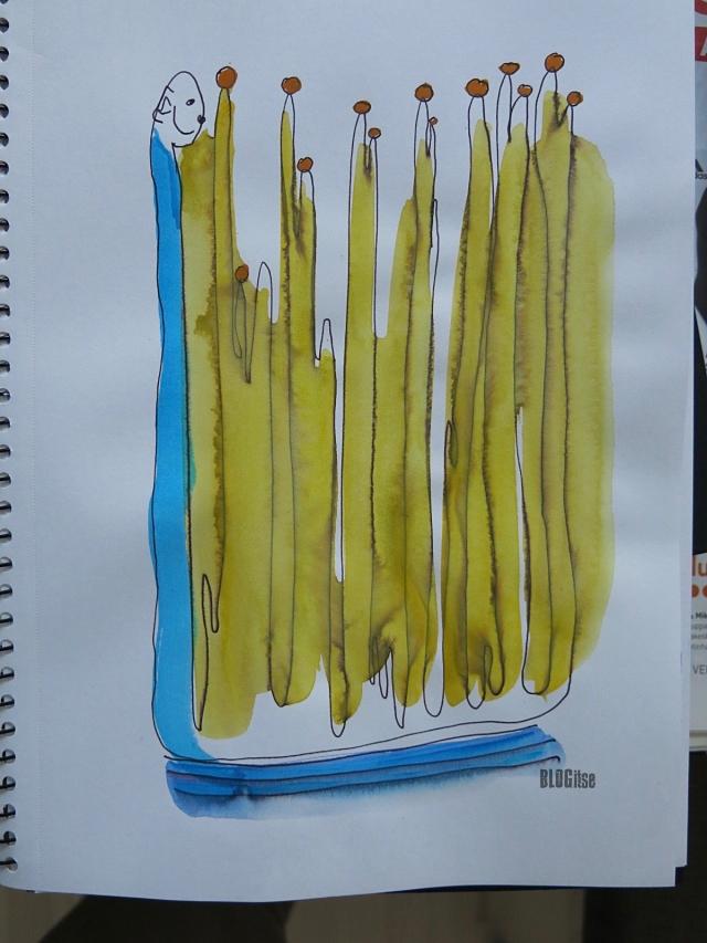 sketchtime #55 by BLOGitse