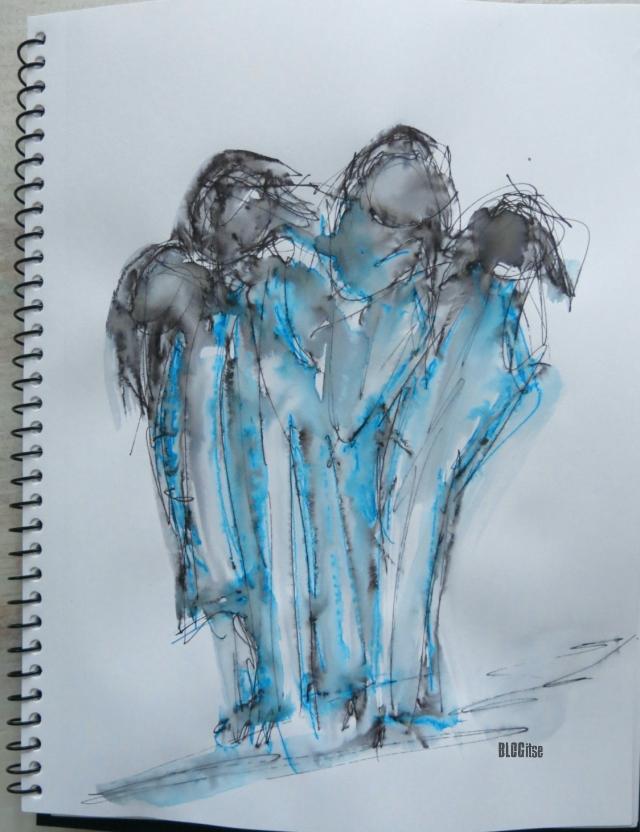 sketchtime #61 by BLOGitse