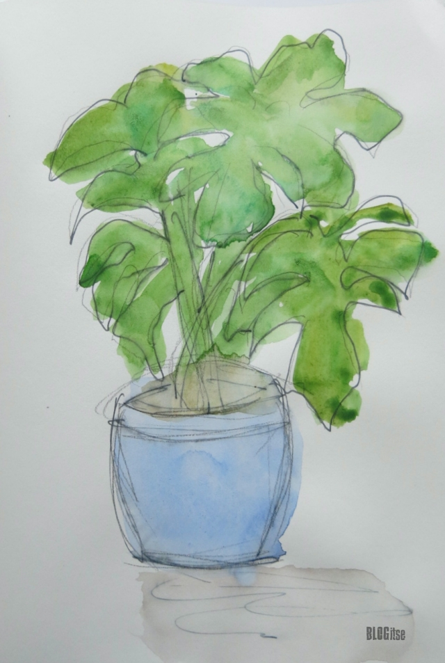 sketchtime #64 by BLOGitse